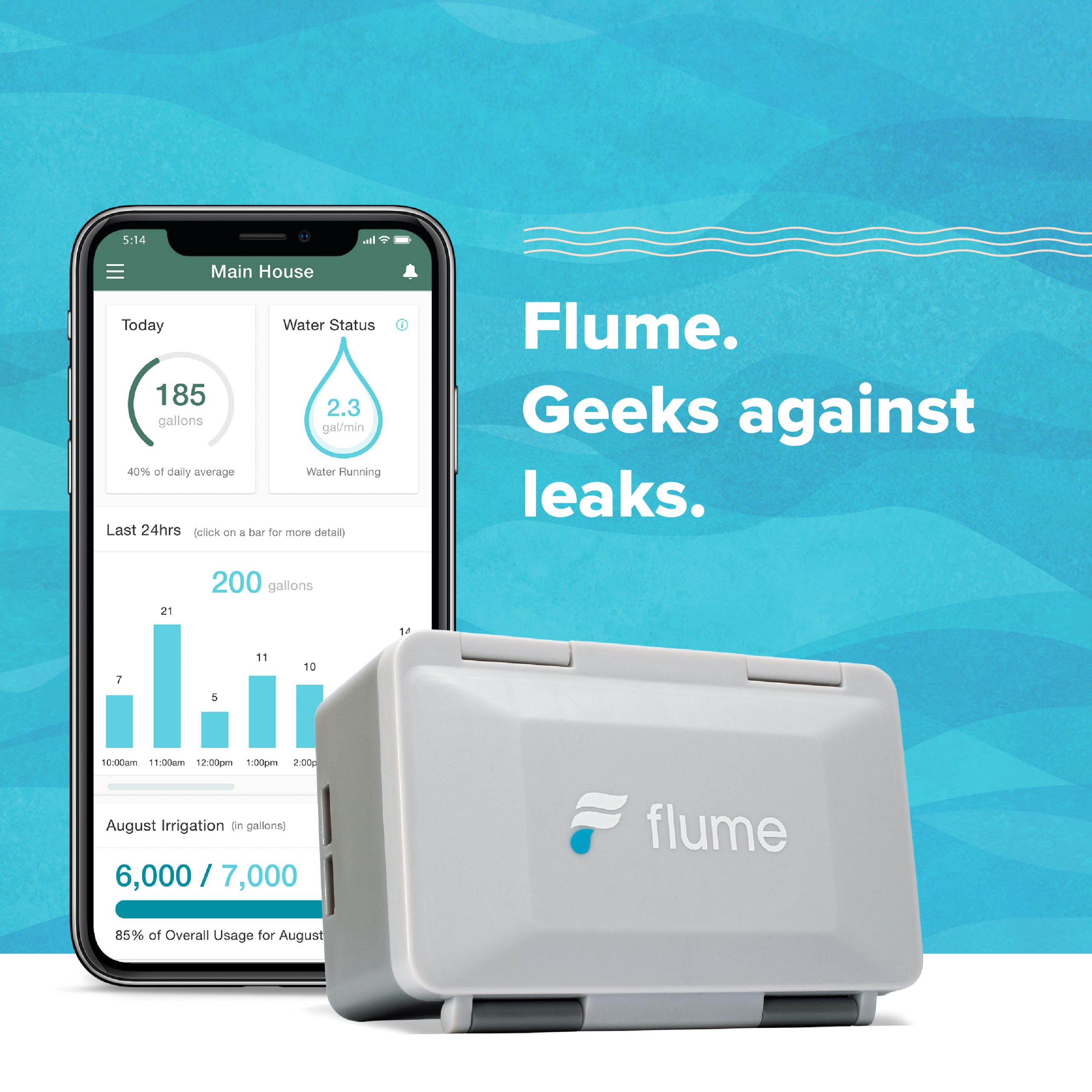 Guide: Setting up Your Flume to Maximize Your Water Leak Protection